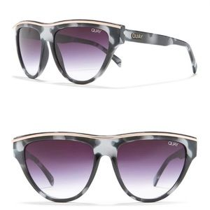 Quay Australia Flight Risk 58mm Sunglasses!!